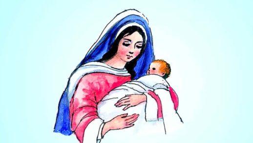 1 Enero. María Santísima, Madre de Dios