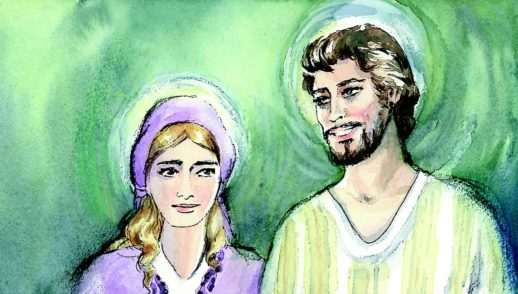 19 de marzo   San José, esposo de la santísima Virgen María