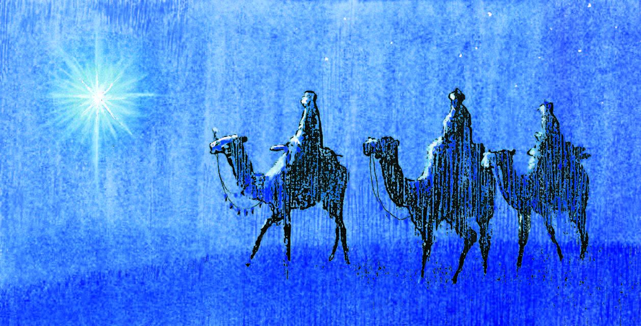 5 de enero | La Epifanía del Señor. (Misa del día)