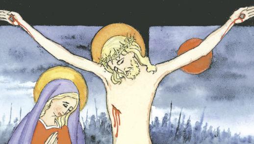 10 de abril   Viernes Santo de la Pasión del Señor