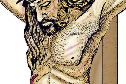 Por obediencia y amor, Jesús aceptó una muerte de cruz.