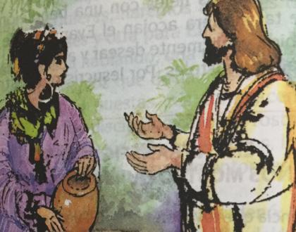 15 de marzo | 3er Domingo de Cuaresma
