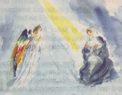 25 de marzo | Anunciación del Señor