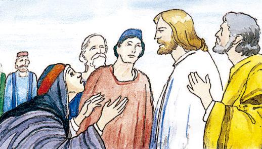 16 de agosto   20º Domingo del T. Ordinario.
