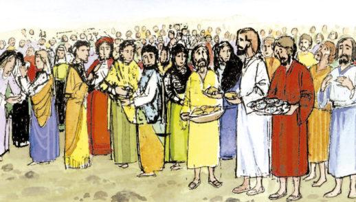 2 de agosto  18º Domingo del T. Ordinario