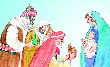 3 de enero | La Epifanía del Señor