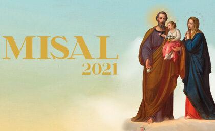 17 de febrero | ACLAMACIÓN ANTES DEL EVANGELIO