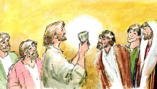 1 de abril   Jueves Santo de la Cena del Señor