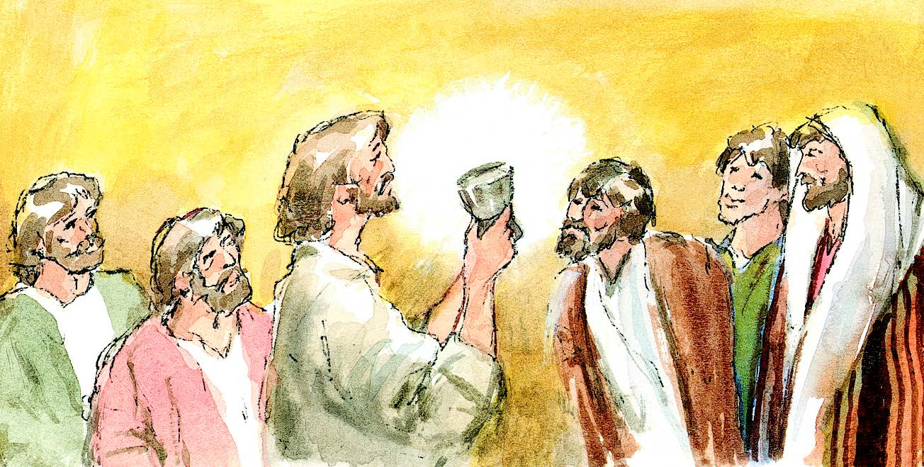 1 de abril | Jueves Santo de la Cena del Señor
