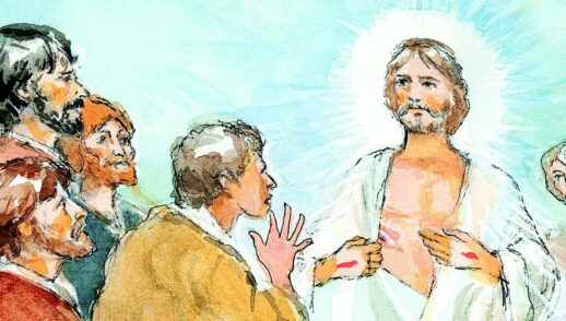 11 de abril   2do Domingo de Pascua o de la Divina Misericordia