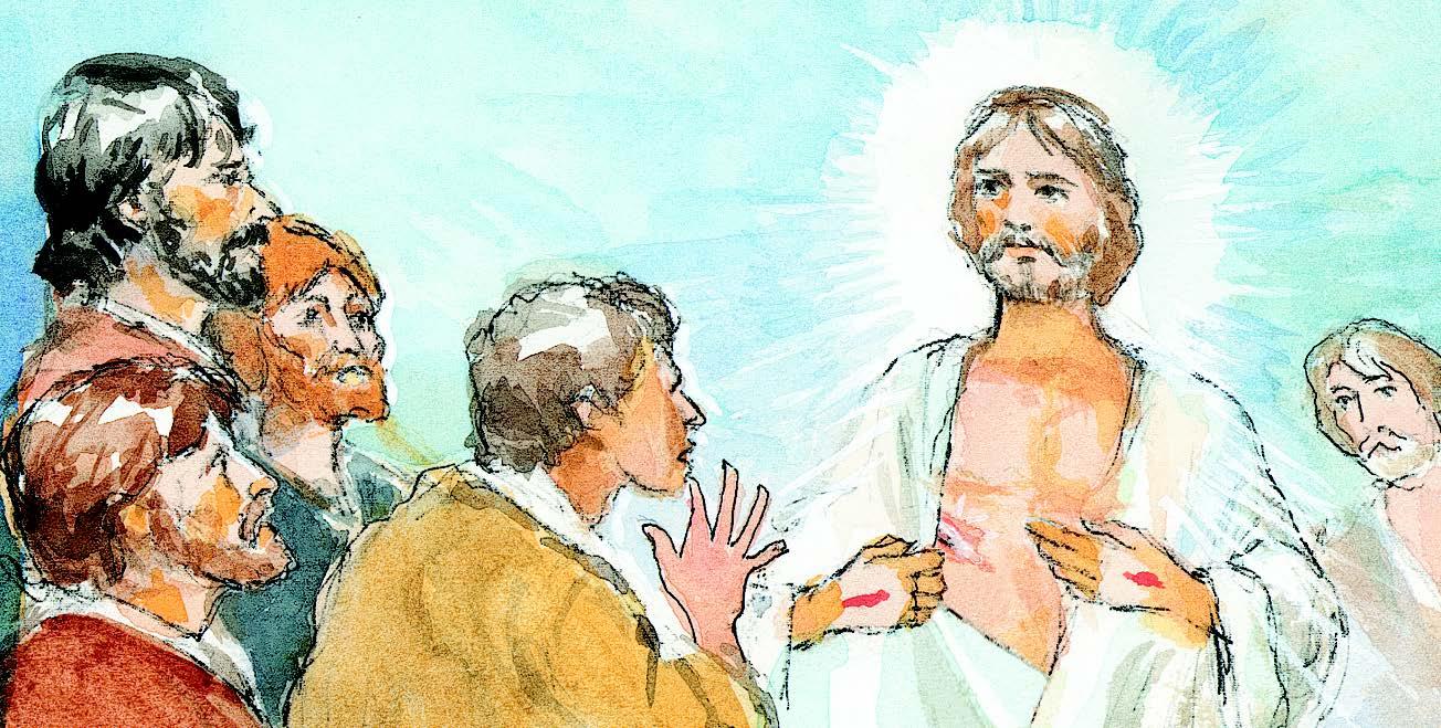 11 de abril | 2do Domingo de Pascua o de la Divina Misericordia
