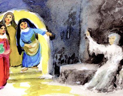 4 de abril | Domingo de Pascua de la Resurrección del Señor