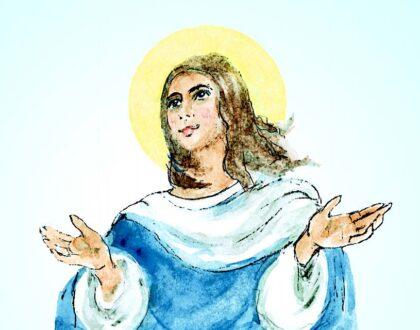 15 de agosto   Asunción de la santísima Virgen María