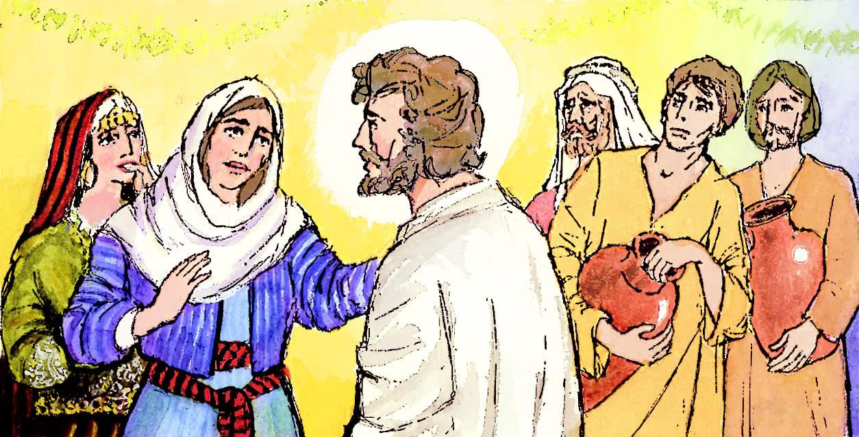 16 de enero   2o Domingo del T. Ordinario