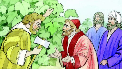20 de marzo | 3er Domingo de Cuaresma