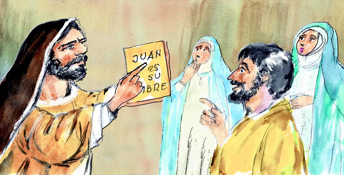 24 de junio   Natividad de san Juan Bautista