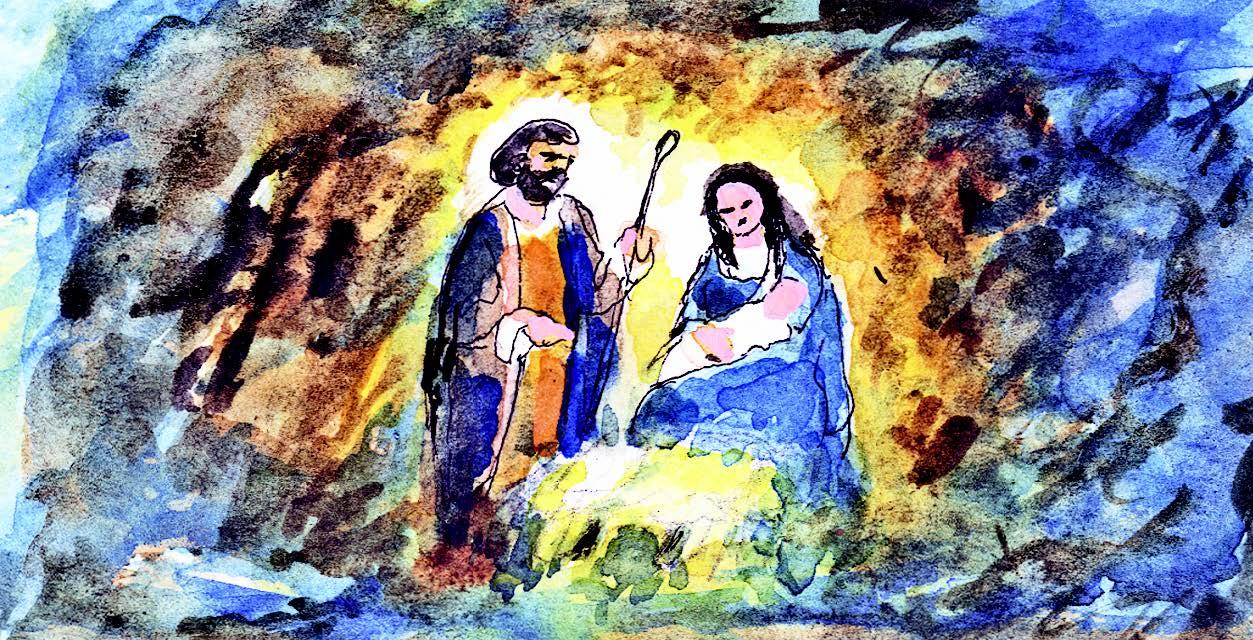 25 de diciembre   La Natividad del Señor (Misa de la noche)