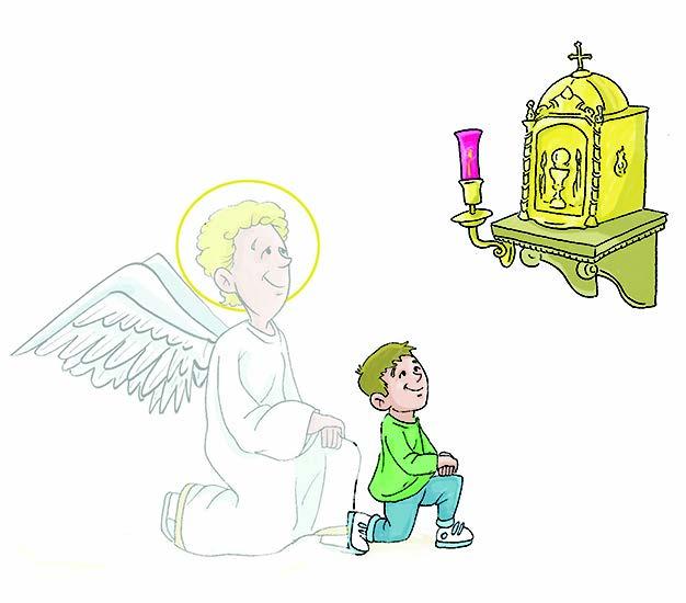 NO SEAMOS INDIFERENTES ANTE JESÚS EUCARISTÍA