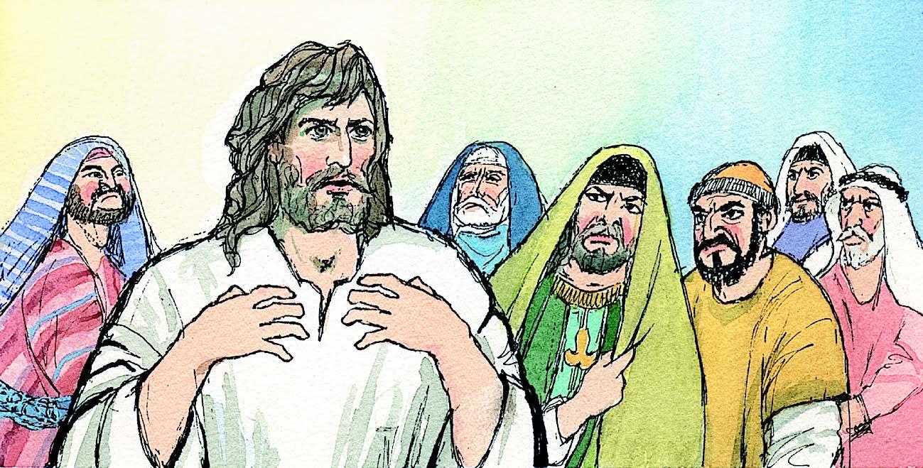 8 de agosto   19o Domingo del T. Ordinario