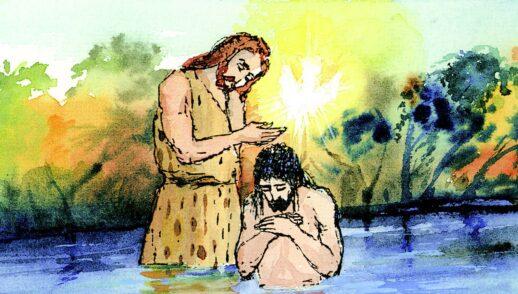 9 de enero | El Bautismo del Señor