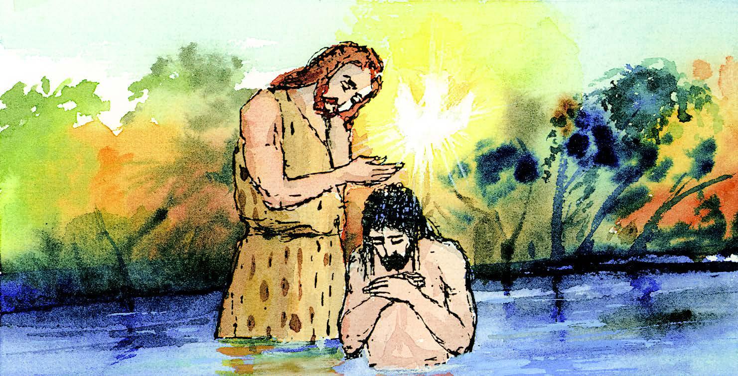 9 de enero   El Bautismo del Señor