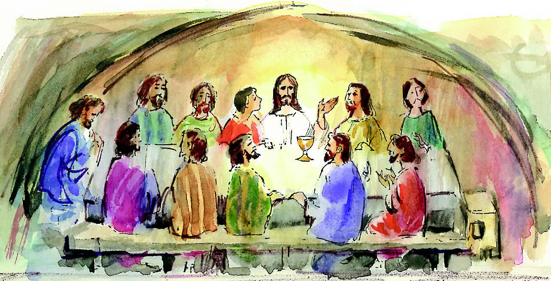 14 de abril | Jueves Santo de la Cena del Señor