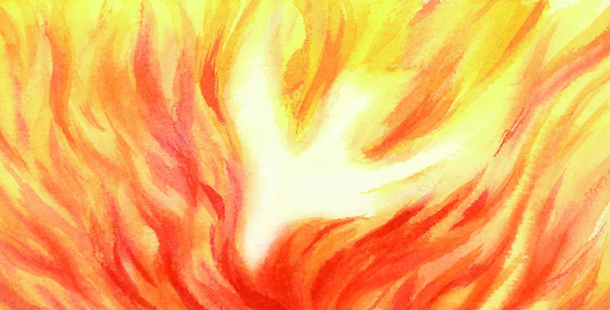 5 de junio | Domingo de Pentecostés